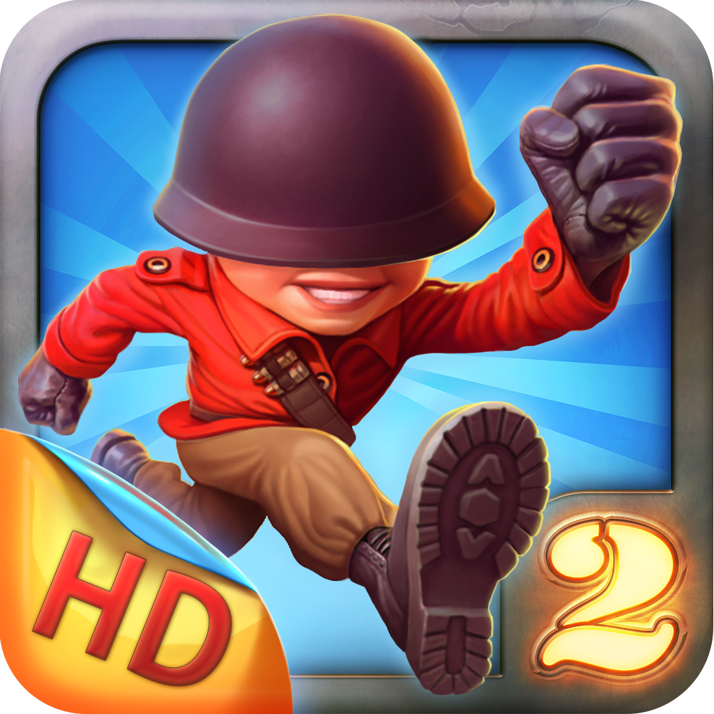 Fieldrunners 2 HD iOS