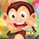 A Jungle Monkey Jumper - Fruit Catching Game MX